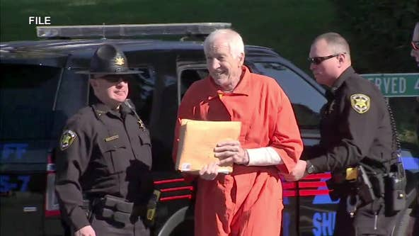 Jerry Sandusky resentenced to 30 to 60 years in prison