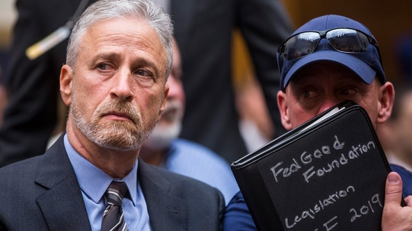 'Truly outrageous': Jon Stewart slams Rand Paul for blocking bill to extend 9/11 victim compensation fund