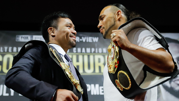 Pacquiao vs Thurman: What to know about the most anticipated fight of the year