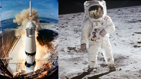 5 things you didn't know about the moon landing