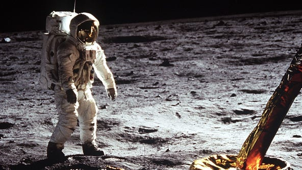 'One giant leap for mankind': The everyday things we gained from going to the moon