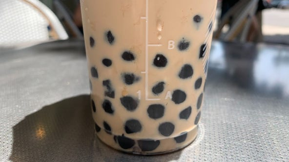 'What's in your boba?': Hospital warns of unhealthy milk tea