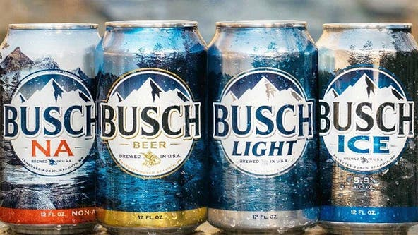 Busch Beer is giving free beer for life to those who find secret forest pop-up shop