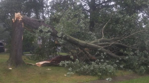Powerful storms leave nearly 230K without power in NJ