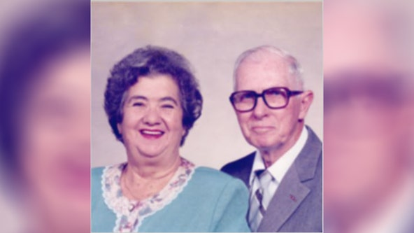 'Together in Heaven': Husband and wife married for 71 years die on same day, just 12 hours apart