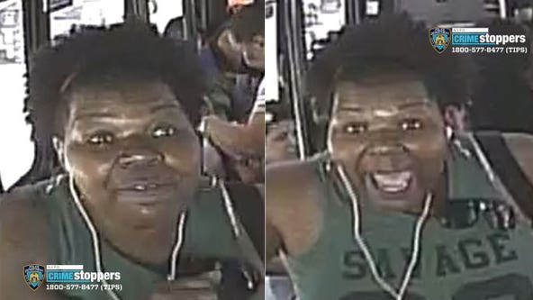 Police: Woman pushes man, 71, off MTA bus