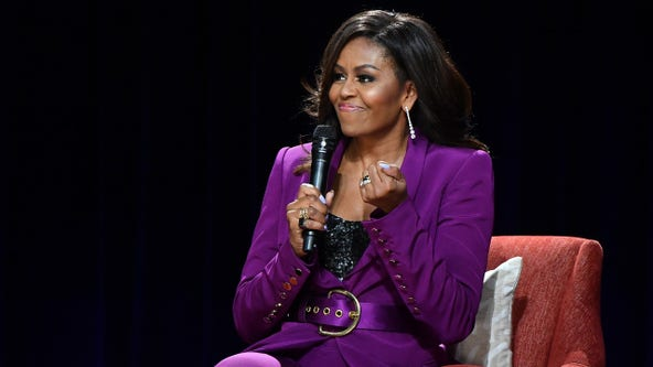 Michelle Obama is the most admired woman in the world, according to new poll