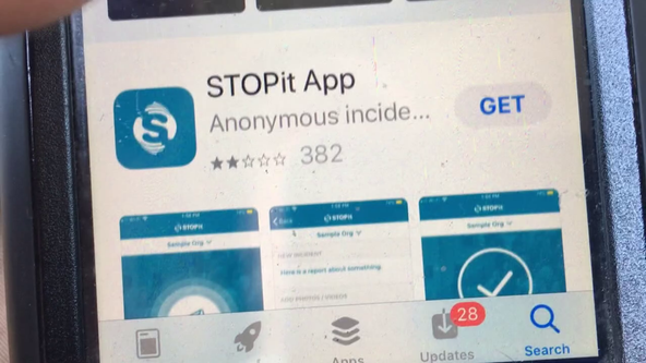 Camden County Police Department launches new STOPit app for texting tips