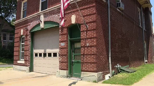 Trenton Engine 8 firehouse in need to repairs, unsafe to occupy