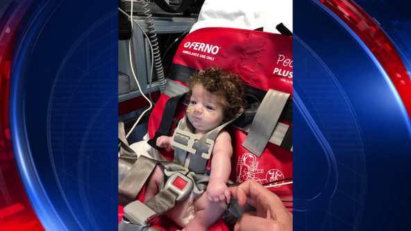 Conshohocken police officers save baby's life