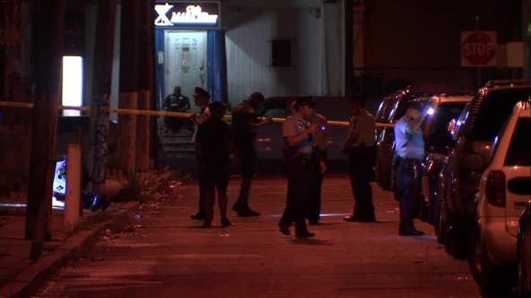 Police: Teen shot in chest in front of home in Hunting Park