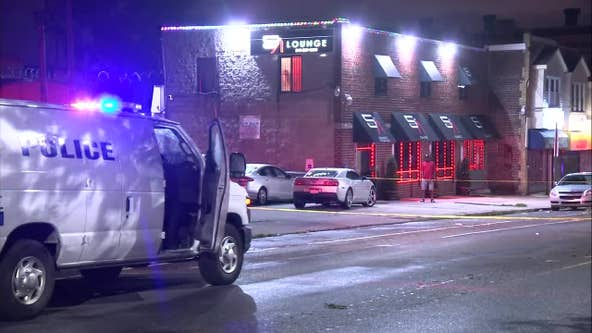 Police: Man hospitalized after hit-and-run in Olney, suspect sought