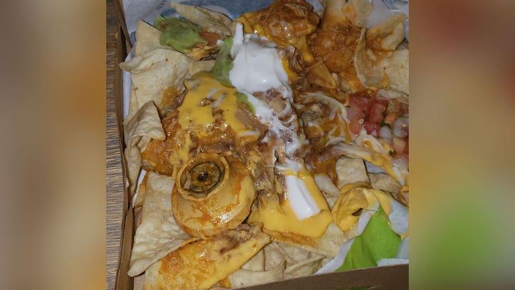 Woman claims Taco Bell left 'doorknob' in her nachos