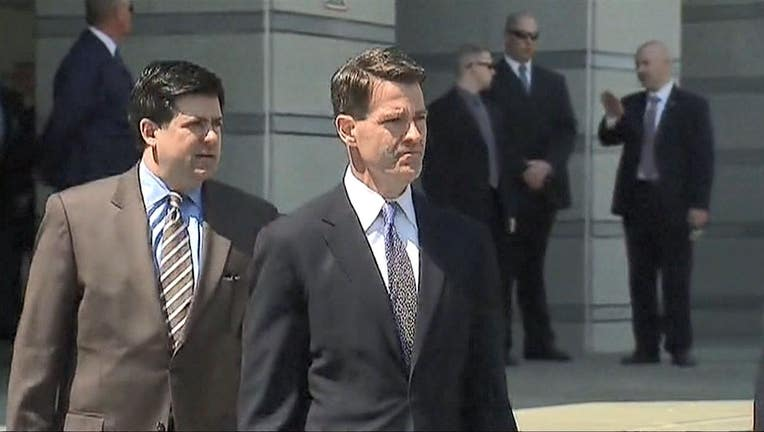 Bill Baroni, former aide to former N.J. Gov. Chris Christie.