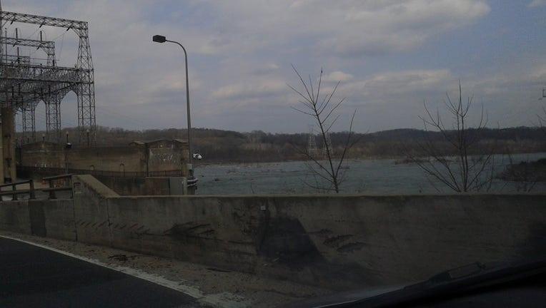 Conowingo Dam in Maryland