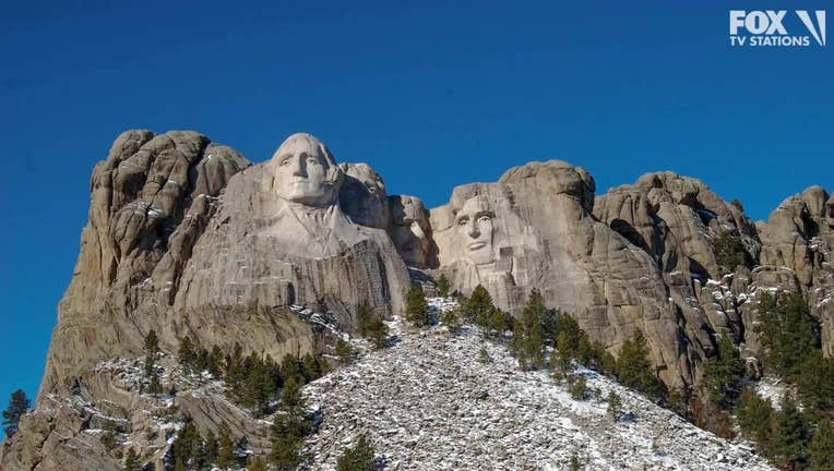 major construction projects at the Mount Rushmore National Memorial in South Dakota are scheduled to begin next week.