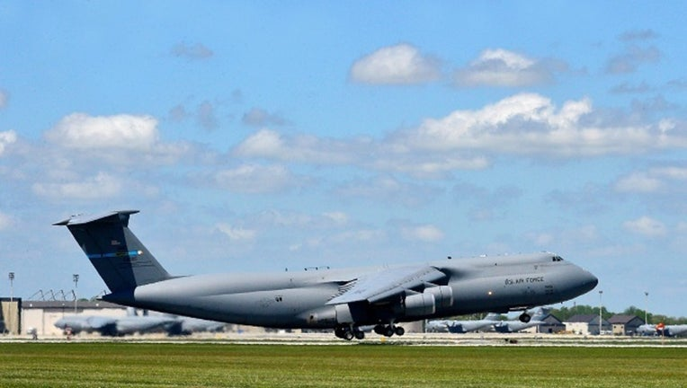 Delaware officials say high levels of a worrisome class of manmade chemicals have been detected in four private wells near Dover Air Force Base.