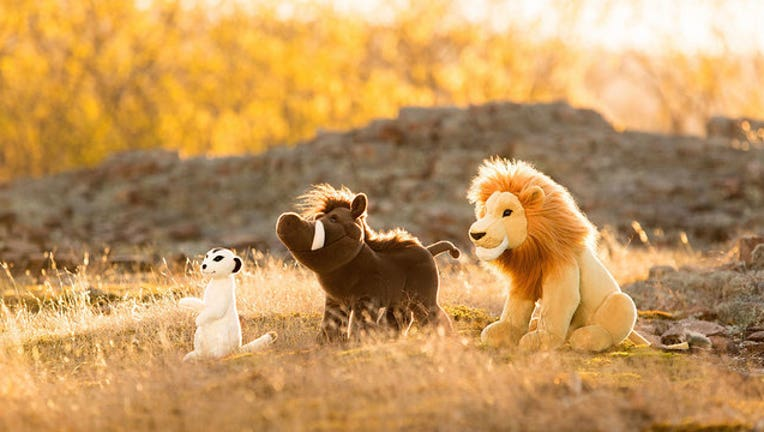 Build A Bear Releases New Lion King Themed Plush Toys