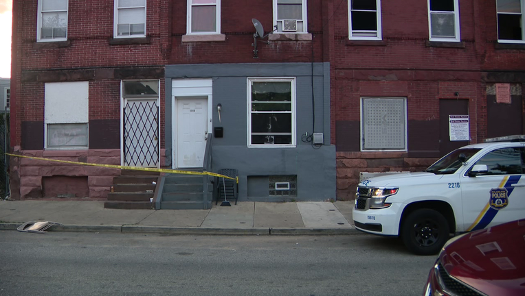 Man stabbed twice in the head on North 27th Street.