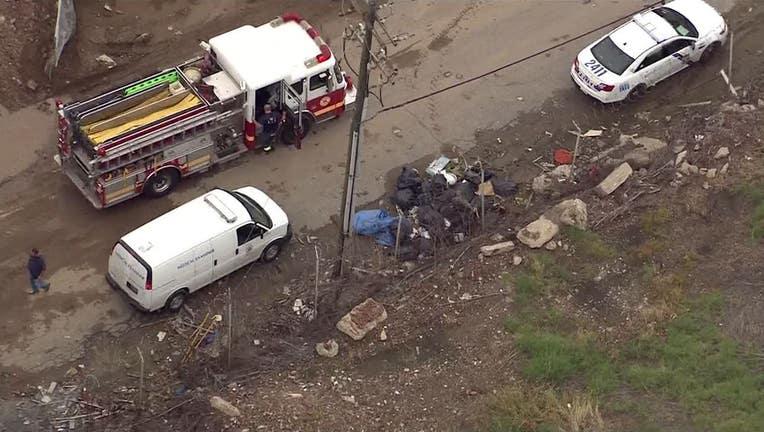 Body discovered under construction debris in Port Richmond
