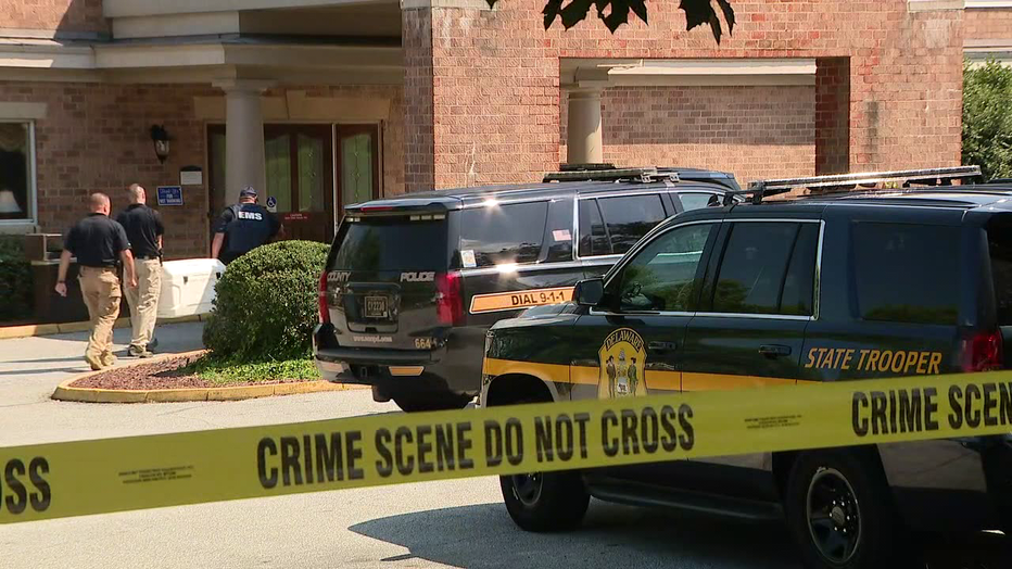 Shooting at ManorCare in Wilmington, Del.