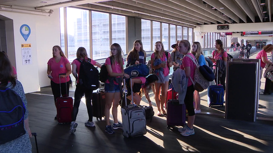 Medford Lakes Girl Scouts heading to Maui for service project.
