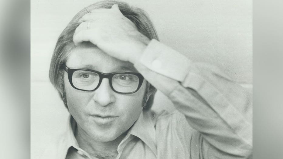 Arte Johnson is shown in an undated file photo.