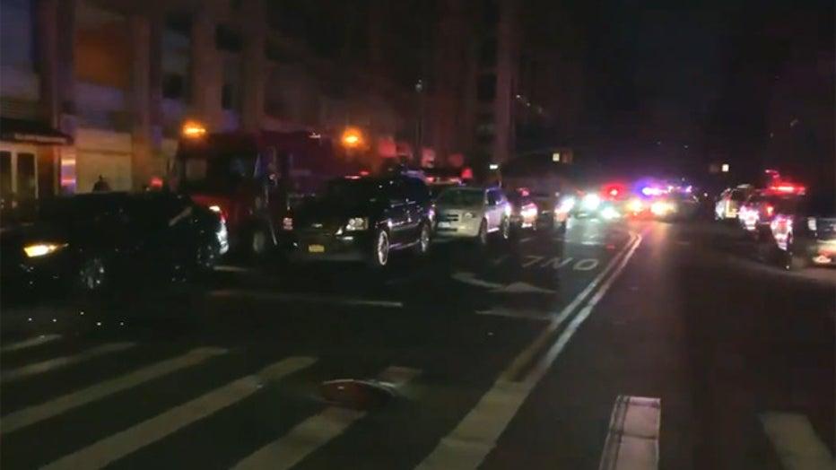Power outage shuts down Manhattan
