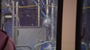 Windows shatter on SEPTA bus after teens reportedly throw rocks, police say