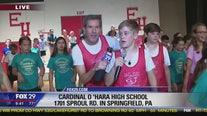 Camp Kelly: Cardinal O'Hara High School