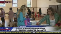 Breathing Room Foundation helps families impacted by cancer