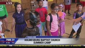 Camp Kelly: Holmesburg Baptist Church Summer Camp