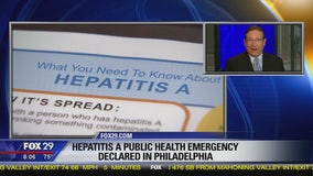 Dr. Mike weighs in on Philadelphia's Hepatitis A public health emergency