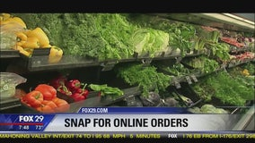 Consumers can now order, pick up groceries using SNAP benefits