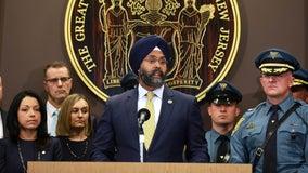 Officials: 22 guns, 40,000 drug doses seized in NJ; 38 arrested