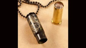 TSA returns confiscated bullet cartridge necklace to Marine Corps veteran