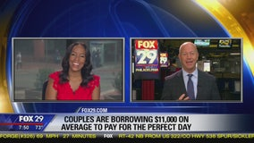 Couples are getting wedding loans to pay for their special day