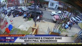 Officials identify Philadelphia police officers injured in North Philly standoff