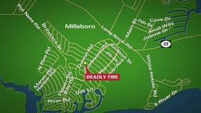 Police:  3 children killed in house fire in Millsboro, Del.
