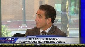 Jeffery Epstein found dead in jail cell