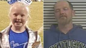 Kentucky man pleads guilty to murder of girl, 7, who disappeared during football game