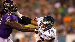 Baltimore Ravens beat Philadelphia Eagles 26-15
