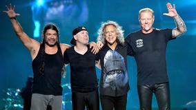 Metallica donates more than $277K to pediatric cancer hospital