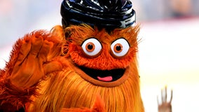 Gritty announces 5K 'run', festival for Flyers Charities