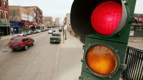 Deaths caused by running red lights at 10-year high
