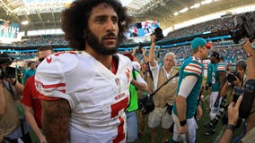AP Source: Kaepernick ready to compete to play, Eagles a potential fit
