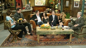 'Friends' will air in theaters this fall for hit comedy TV show's 25th anniversary