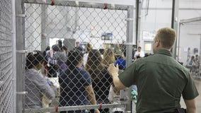 US sued over better conditions for migrants, legal access