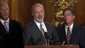 Gov. Wolf unveils gun violence effort, days after Philly shooting
