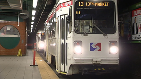 SEPTA's Trolley Tunnel Blitz begins; schedule changes are in place